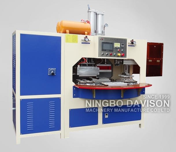 HF Tarpaulin Welding Machine Davison-machinery