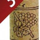 #9 Straight Corks 15/16 X 1 3/4 Bag Of 30