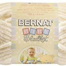 Spinrite Baby Blanket Yarn, Vanilla