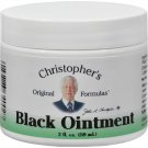 Dr. Christopher's Original Formulas Black Ointment - 2 oz