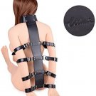 Utimi Bed Bondage Kit Restraint System Fetish SM Bondage Handcuffs