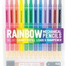 International Arrivals Rainbow Colored Mechanical Pencils (128-106)