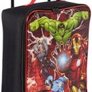 Marvel Avengers Flashing Lights Up Luggage, Multi Color