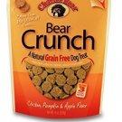 Charlee Bear Grain-Free Bear Crunch Chicken, Pumpkin and Apple Flavor -Net Wt