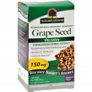 Nature's Answer Grape Seed Extract - 60 Vegetarian Capsules