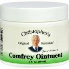 Dr. Christopher's Formula Comfrey Ointment - 2 oz