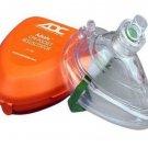 ADC CPR MASK POCKET RESUSCITATOR Adsafe 10 PACK