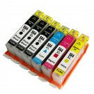6PK 564 XL Ink Cartridge for HP Deskjet 3520 Photosmart Plus-B209A B210A/B/C/D/E