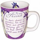 Carson Home Accents 92381 Mug-You Are Loved-True Friend With Gift Box