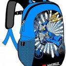 Lego Ninjago 16 Inch Blue Backpack
