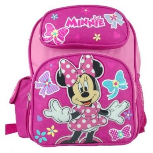 Disney Minnie Mouse 12 Toddler Backpack