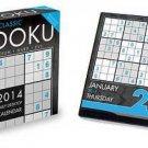 Sudoku - 2014 Box Calendar