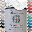 Renaissance Chalk Finish Paint Jar - Superior Coverage, Non Toxic, Eco-Friendly