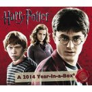 Harry Potter - 2014 Year-in-a-Box Calendar