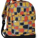 Everest Junior Backpack, Yellow/Orange, One Size