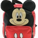 New Mickey Mouse Club House 3D Ears Small Toddler Backpack-8680