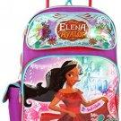Disney Princess Elena Of Avalor 16 Large Rolling Backpack