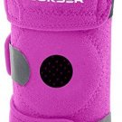 Knee Support Brace By LOKSER? - Fully Adjustable and Breathable Construction