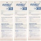 Genuine Eureka F and G Disposable Dust Bag 52320C-6 - 3 Pack