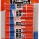 Elmer's Disappearing Purple School Glue Sticks, 0.21 Oz Each, 12 Sticks Per
