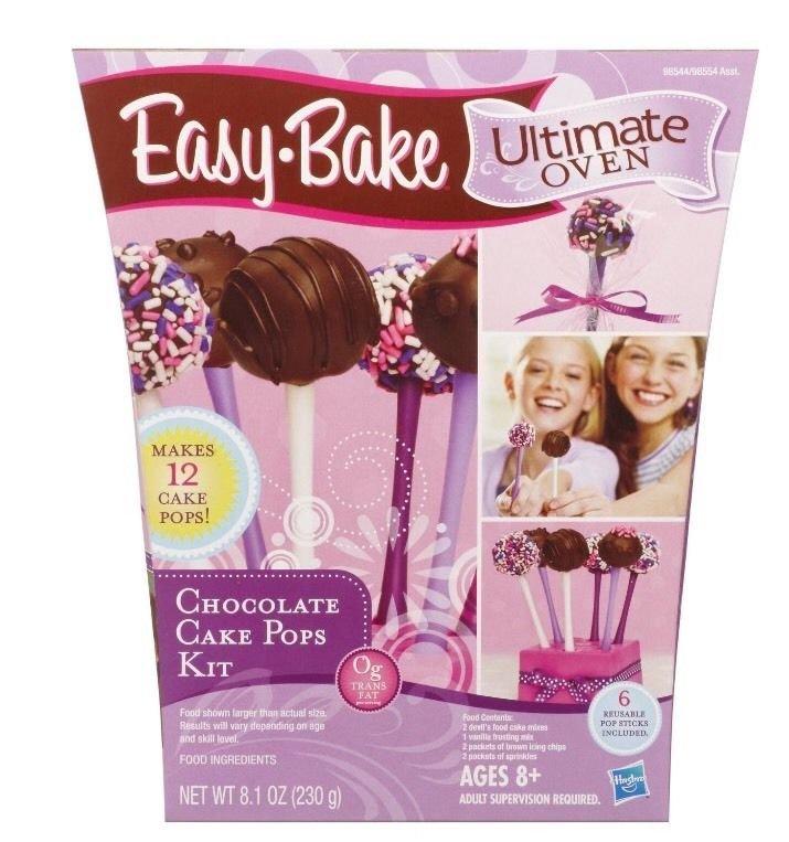Easy Bake Easy-Bake Ultimate Oven Chocolate Cake Pops Kit