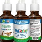 Healthy Weight Dog Weight Management Spray, Natural Weight Control For Dogs, No