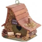Malibu Creations Love Shack Birdhouse