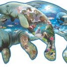 Manatees A 1000-Piece Jigsaw Puzzle By Sunsout Inc.