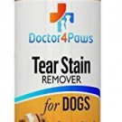 Premium Eye - Tear Stain Remover For Dogs - Naturally Derived From Coconut and