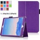 Elsse For IPad Air 2 - Premium Folio Case For All New IPad Air 2 (2014 Edition)