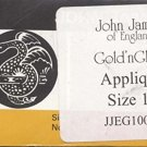 Colonial Needle Gold'n Glide Applique Hand Needles, Size 11, 10-Pack