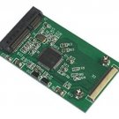 MSATA SSD To 40 Pin ZIF Adapter Card As Toshiba Or Hitachi ZIF HDD