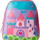 Stephen Joseph Girls' Go Go Bag, Castle, One Size