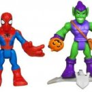 Spider-Man Two-Pack Figure Series 01 - Spider-Man and Green Goblin