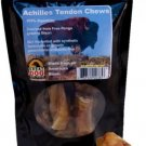 Great Dog Bison Achilles Tendon Chews 7 Oz. Bag (Sourced and Made In USA)