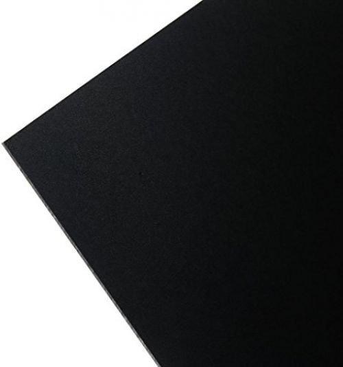 KYDEX® V - Black 12 X 12 X 0.125 Pack Of 1 Sheet