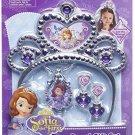 Amazing Disney Sofia The First Royal Dress-Up Gift Set