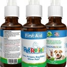 Dog First Aid Spray, Safe and Natural Wound Care For Dogs, Lifetime Warranty!