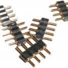 4 Pin Male To Male Connectors For USB-LED-1 Controller (8-pack)