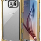 Galaxy S6 Case - Poetic [Affinity Series] - [TPU Grip Bumper] [Corner Case For