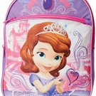 Disney Girl's Sofia The First Rolling Backpack, Purple, One Size
