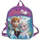 Disney Frozen 11 Mini Toddler Pre-school Childrens Backpack - Anna And Elsa