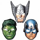 The Avengers Paper Mask [Contains 3 Manufacturer Retail Unit(s) Per Amazon -