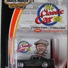 MATCHBOX COLLECTIBLES MY CLASSIC CAR WITH DENNIS GAGE GREEN 1965 FORD MUSTANG GT