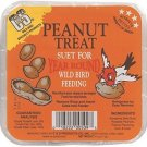 C and S Products Peanut Treat Suet Beef Suet,Peanuts 11 Oz