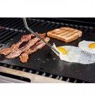 2 Premium BBQ Grill Mats. The Only Non-Slip, Never Stick, No Mess, Dishwasher Sa