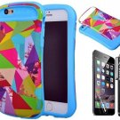 IPhone 6S Case - IBest4u Heavy Dutys Shock Absorbing Hybrid Dual Layer Hard and
