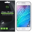 [6-Pack] Dmax Armor- Samsung Galaxy J1 Screen Protector Anti-Glare & Anti-Finger