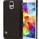 Note 3 Case, Samsung Galaxy Note3 Matt Aqua, Mobile Soft Jelly Case - Retail