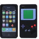 For Apple iPhone 4S 4 Retro Game Boy Gameboy Silicone Soft Rubber Gel, Shock Pro